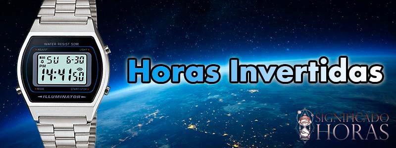 Hora 1441 - Horas Invertidas - Significado de las Horas