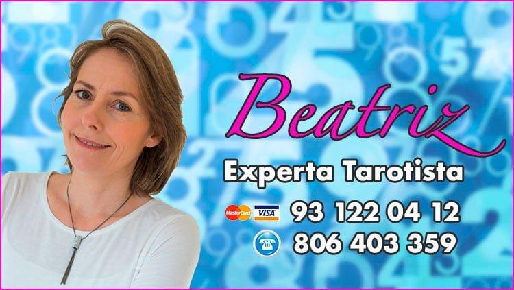 Beatriz - numeróloga y experta en tarot