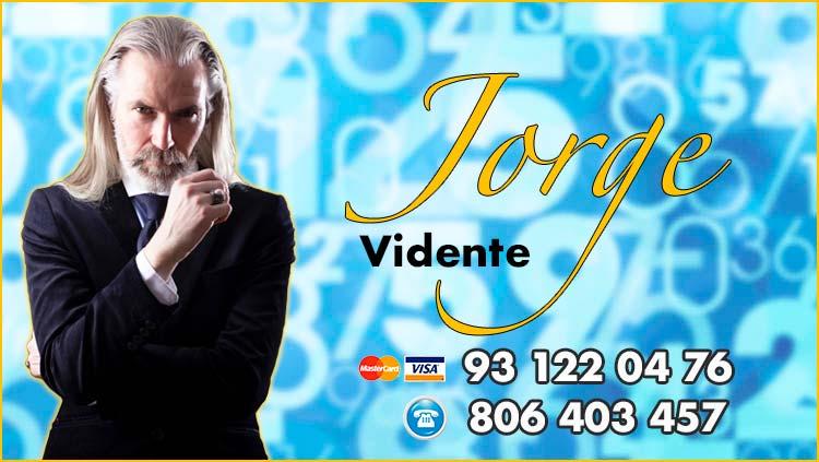 Jorge - numerologo y tarotista