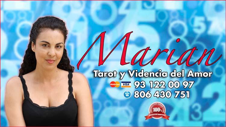 Marian - numeróloga y tarotista