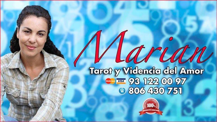 Marian - numeróloga y vidente