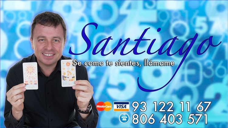 Santiago - numerologo y tarotista
