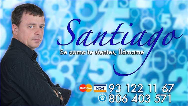 Santiago - numerólogo y vidente