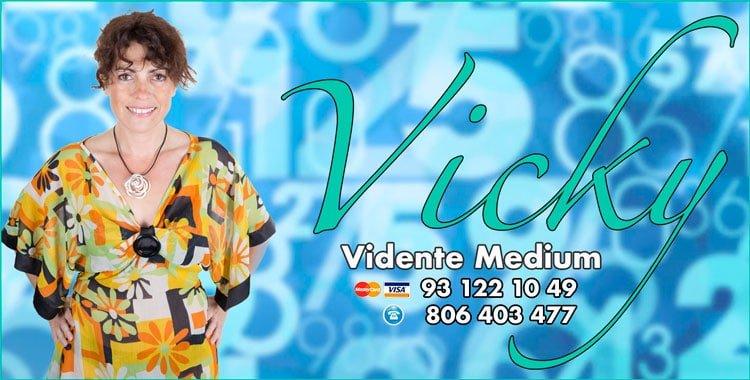 Vicky - numerologa y clarividente